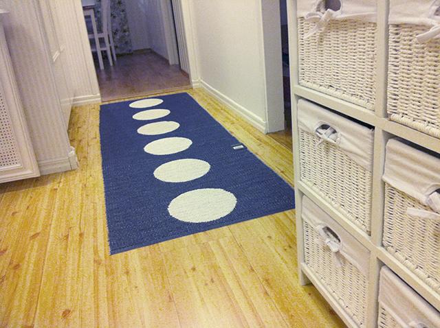 Mattor Pappelina : Pappelina matta i hallen sofias g